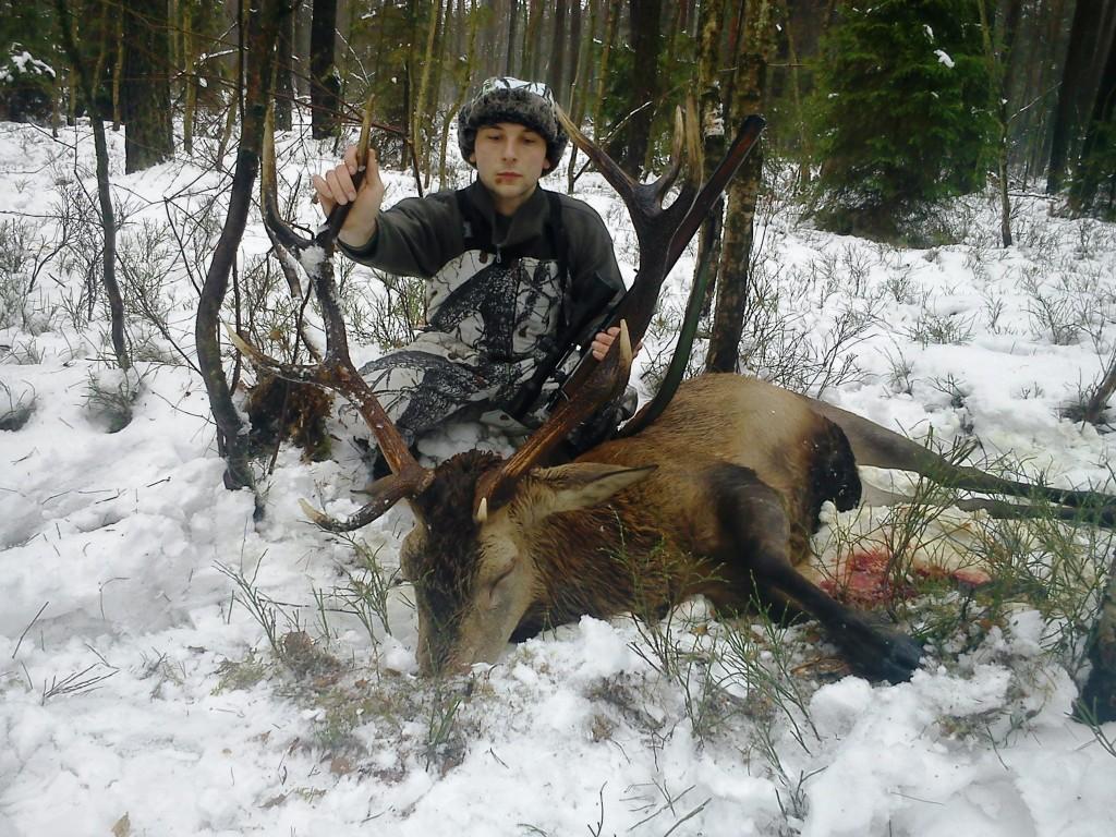 2012- 24.02. - byk kol. Tomasza Niera